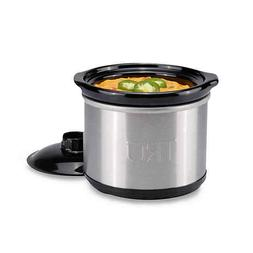 TRU 0.65-Quart Slow Cooker Mini Crock