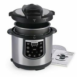 Presto 02141 6-Qt. Electric Pressure Cooker