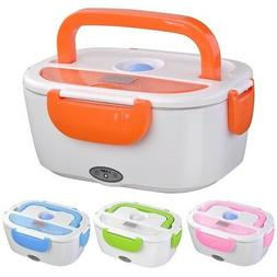 1.5L Electric Lunch Box Food Warmer Car Heater Container Tra