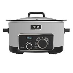 Ninja 4-in-1 Cooking System Silver
