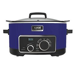 Ninja 4-in-1 Multi Cooking System MC900Q in Blue