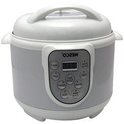 4-in-1 Digital Pressure Cooker 4-Liter