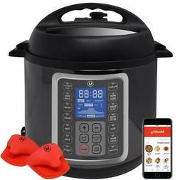 1 programmable pressure slow cooker