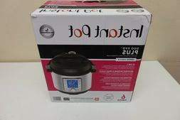Instant Pot 10-in-1 Duo Evo Plus 6 qt Multi-Use Pressure Coo