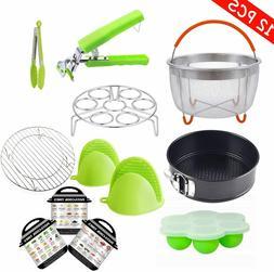 12 Pack Pressure Cooker Accessories Set WEZVIX Instant Pot A