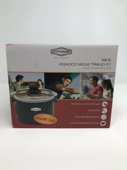 RoadPro 12V 1.5 Quart Slow Cooker. FREE SHIPPING!!
