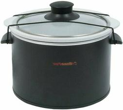 12V Slow Cooker Crock Pot Auto Camp Truck Suv Tailgate Road