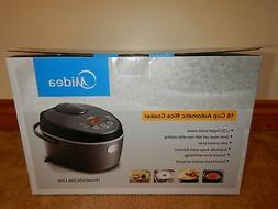 MIDEA 16 CUP AUTOMATIC RICE COOKER MB-FC4020 BRAND NEW FREE