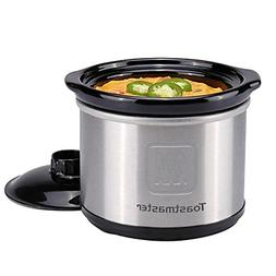 Toastmaster 20 OUNCE MINI CROCK  .65-Quart Slow Cooker