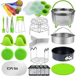 23 Pcs Pressure Cooker Accessories Compatible with  6,8 Qt I