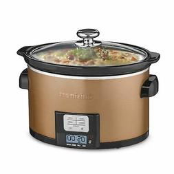 Cuisinart 3.5 Qt Programmable Slow Cooker