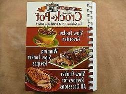 3 Books in 1  Rival Crock Pot  Slow Cooker Favorites  Winnin