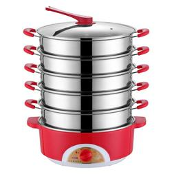 304 stainless steel instant pot <font><b>slow</b></font> <fo