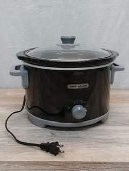 Proctor-Silex 33043 4-Quart Slow Cooker Black