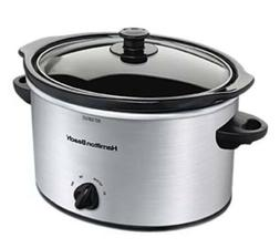 Hamilton Beach 33236 3 Qt. 3 Qt Slow Cooker - BRAND NEW