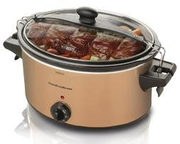 Hamilton Beach 33264 Stay or Go 6-Quart Slow Cooker
