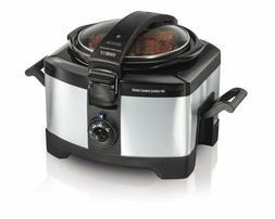 Hamilton Beach 33540A Connectables Slow Cooker  Crock Pot  S