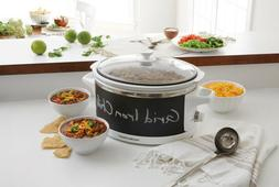 Hamilton Beach 33761 Wrap and Serve Slow Cooker, 6 Quart - W
