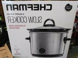 Chefman 3qt Slow Cooker