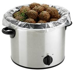 PanSaver 42525 Small Slow Cooker Liner