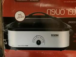 4818-95 NESCO 4818-22, Special Edition Roaster Oven, Red, 18