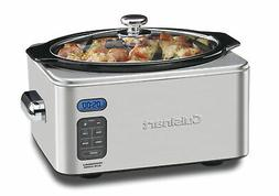 Cuisinart 6.5-Quart Programmable Slow Cooker