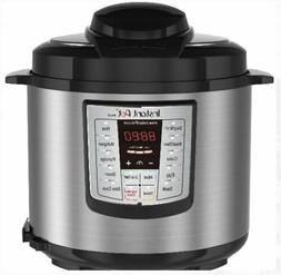 6-in-1 Programmable Pressure Cooker 6 Quart Multi-Use Rice C