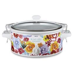 Pioneer Woman 6 Quart Portable Slow Cooker Flea Market | Mod