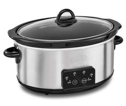 Bella 6-Quart Programmable Slow Cooker-Free Shiping