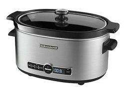 KitchenAid 6-Quart Slow Cooker