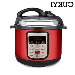CUKYI 6L 8L Multifunction Stainless Steel Electric Pressure