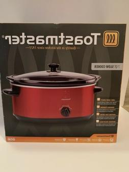 Toastmaster 7 QT Slow cooker