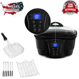 8 in 1 Multi Cooker Slow Use Programmable Pressure with 6 Gr