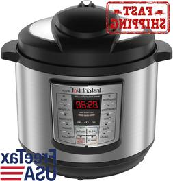 Instant Pot 8 Qt 6-In-1 Multi- Use Programmable Pressure Coo