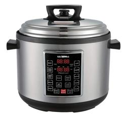 8-Quart Electric Pressure Cooker/Slow Cooker