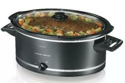 Hamilton Beach 8 Quart Extra-Large Slow Cooker - Used Once