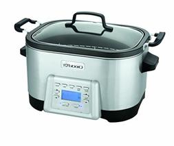 Crock-Pot 6-Quart 5-in-1 Multi-Cooker with Non-Stick Inner P