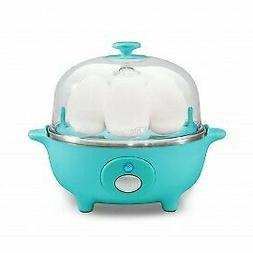 Elite Cuisine EGC-007T Easy Electric Egg Poacher, Omelet & S