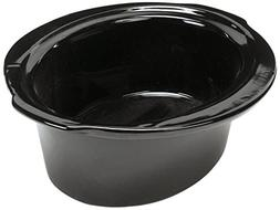 Hamilton Beach 990120500 Programmable Crock, 6 Qt, Black