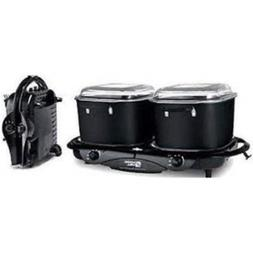 Magic Mill Double 8.5 Quart Slow Cooker