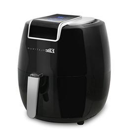 Maxi-Matic EAF-1800H Digital Air Fryer, 5.6Qt, Black