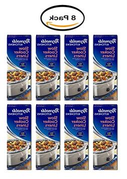 PACK OF 8 - Reynolds Kitchens™ Slow Cooker Liners 8 ct Box