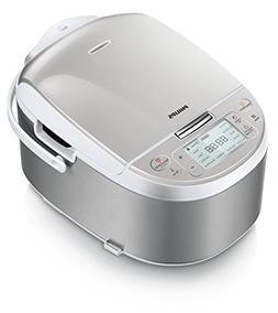 Philips All-in-One Cooker: Rice, Brown/Saute, Steamer, Slow