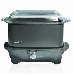 ProChef PCS900 9-Quart Extra Large Shabbos Sure Slow Cooker