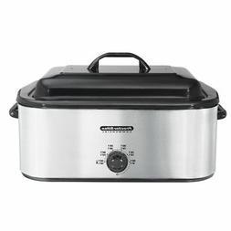 Proctor Silex - 18-quart Roaster Oven/warmer - Stainless-ste