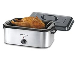 Proctor Silex 32230A Stainless Steel Roaster Oven, 22-Quart