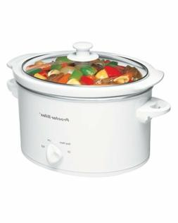 Proctor Silex 33275Y 33275 Oval Slow Cooker 3 quart White