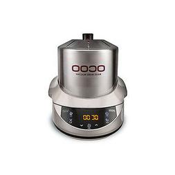 Smart OCOO Metal Silver OC-S1120S Slow Electric Cooker 220V/