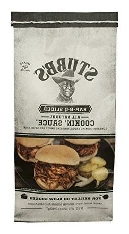 Stubbs Barbecue Slider Cookin Sauce, 12 Ounce - 6 per case.