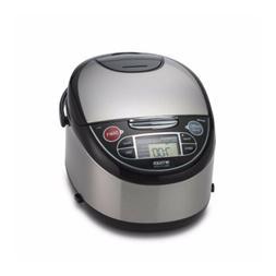 Tiger JAX-T10U-K 5.5-Cup  Micom Rice Cooker with Food Steame